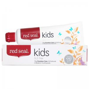 (儿童)红印牙膏 Red Seal Kids Toothpa...