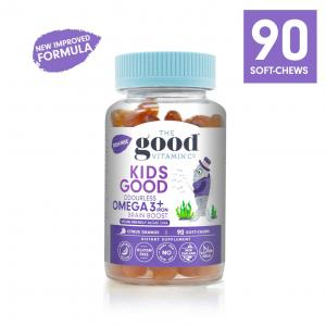 The Good Vitamin CO. 儿童 OMEGA-...